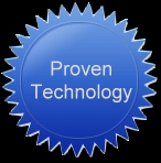Proven technology badge
