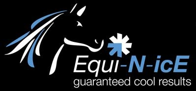 Equi-N-icE Horse Cooling products  logo